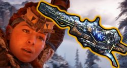 Monster Hunter World Aloy Waffe