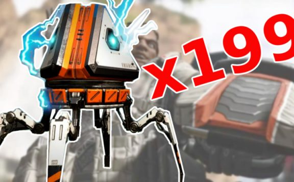 Apex Legends mehr Level und loot Titel