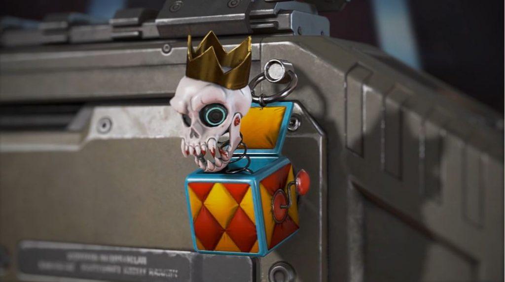 Apex Legends neuer Charm Skelettbox