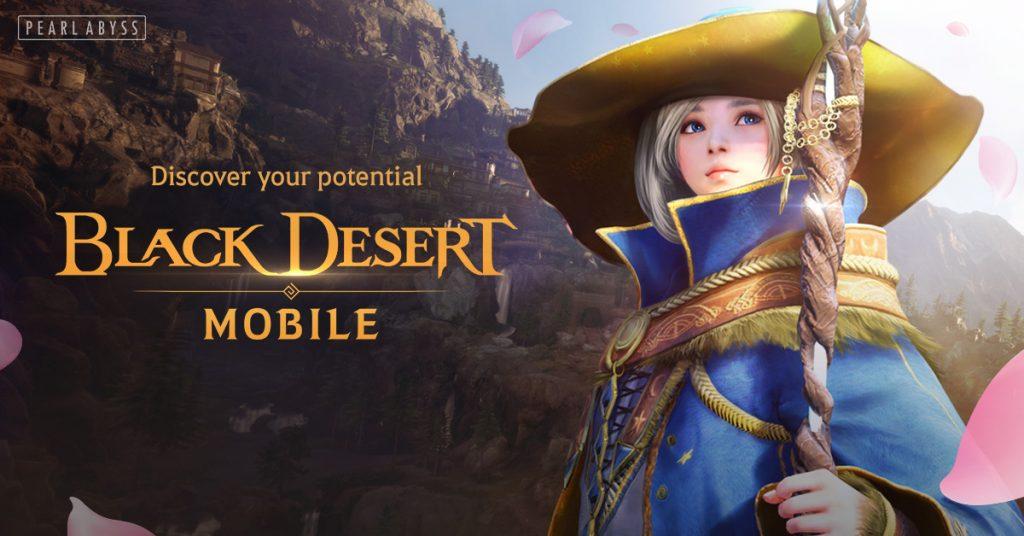 Black Desert Mobile Logo
