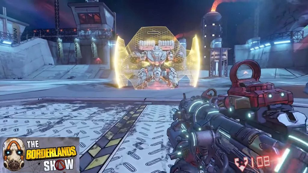 Borderlands 3 Wotan the Invincible Gameplay