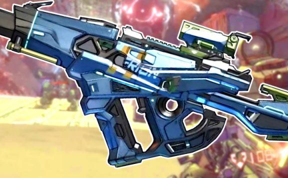 Borderlands 3 neue Waffe SMG Maliwan Takedown Titel