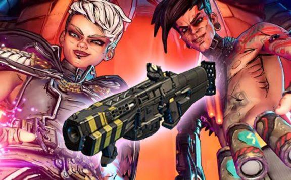 Borderlands-gesalbte-Waffen