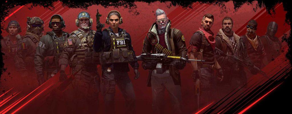 CSGO Operators