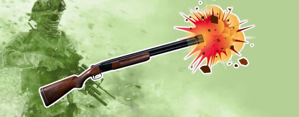 Call of Duty Modern Warfare 725 zu stark titel