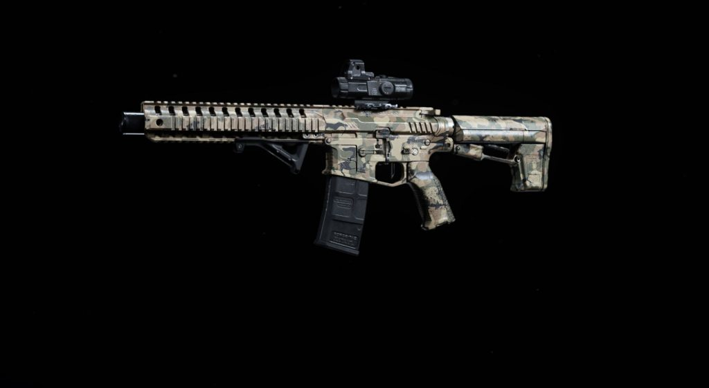 Call of Duty Modern Warfare M4A1 2