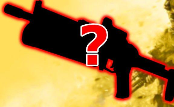 Call of Duty Modern Warfare Waffen Umriss Quiz Titel