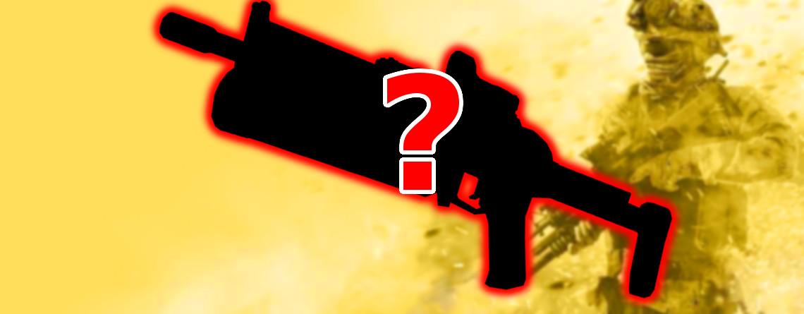 CoD Modern Warfare: Seid Ihr ein echter Experte? Testet Eure Waffenkenntnis