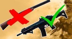 Die nervigste Waffe in CoD Modern Warfare ist nicht unter den 3 beliebtesten