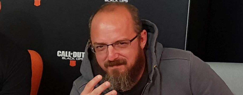 Call of Duty Modern Warfare black ops chef vonderhaar titel