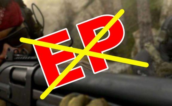Call of Duty Modern Warfare keine EP Titel