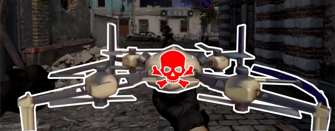 So macht Ihr langweilige Drohnen in CoD Modern Warfare zu hinterlistigen Killern