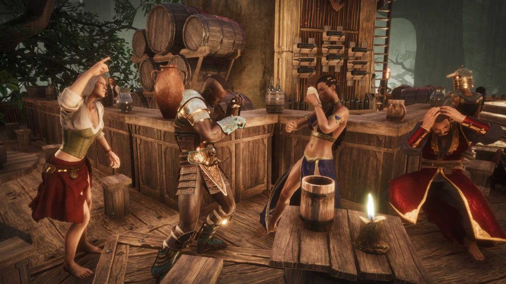 Conan Exiles Debaucheries of Derketo 2