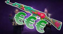 Die neuen Skins in CS:GO gehen auf Steam schon für über 1000€ weg