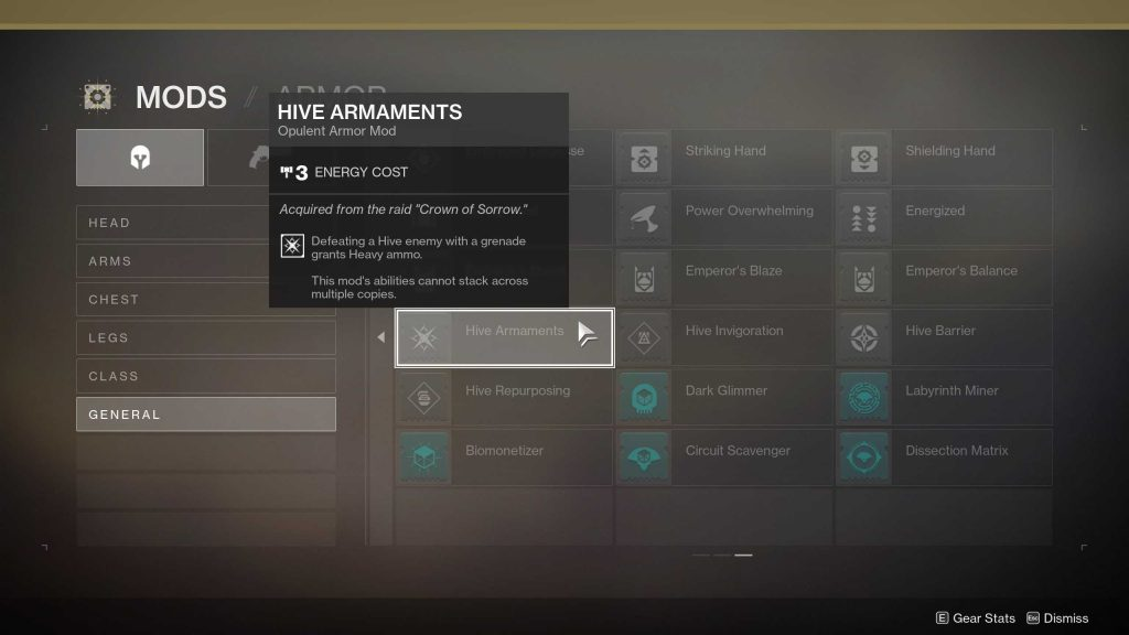 Destiny 2 Schar Mods Screenshot