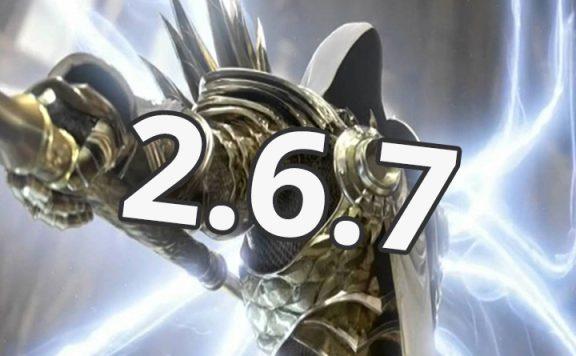 Diablo 3 2.6.7 Titel