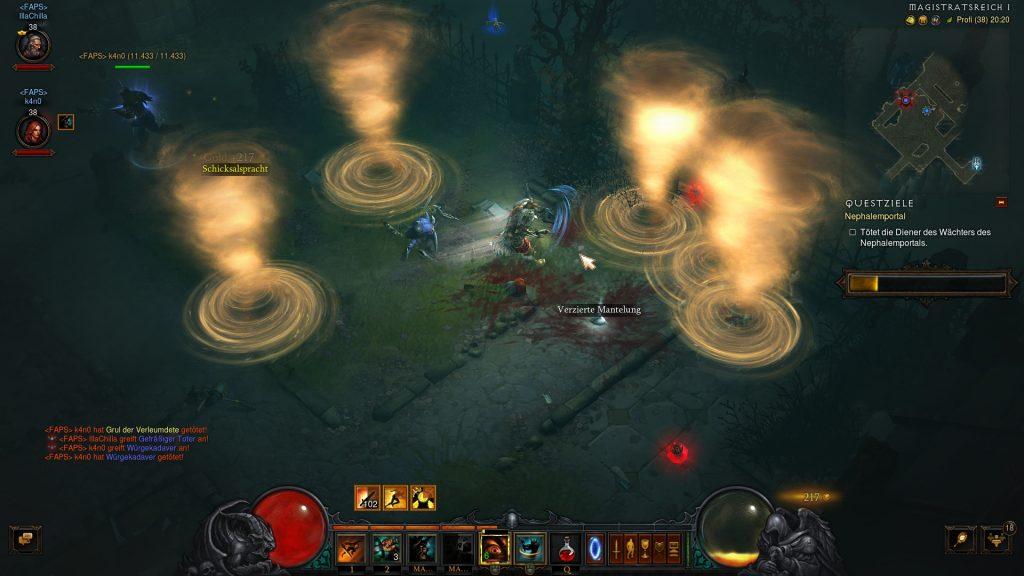 Diablo 3 Energiewirbel