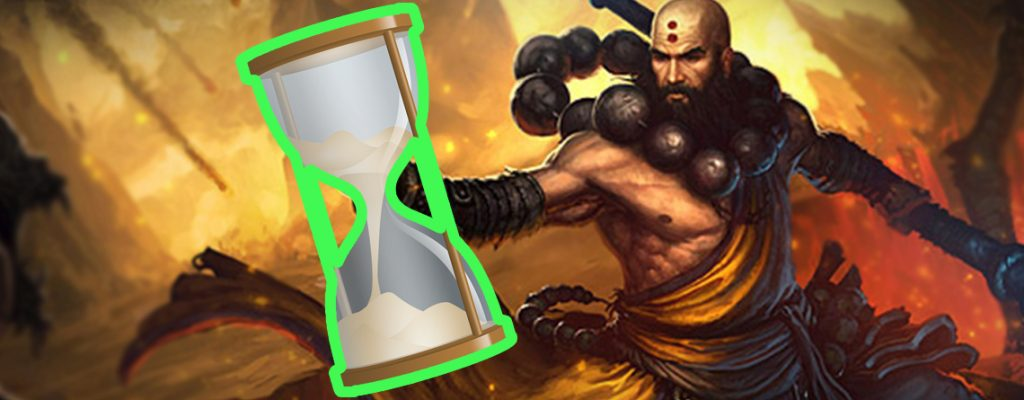 Diablo 3 Mönch Platz 1 Zeit Titel