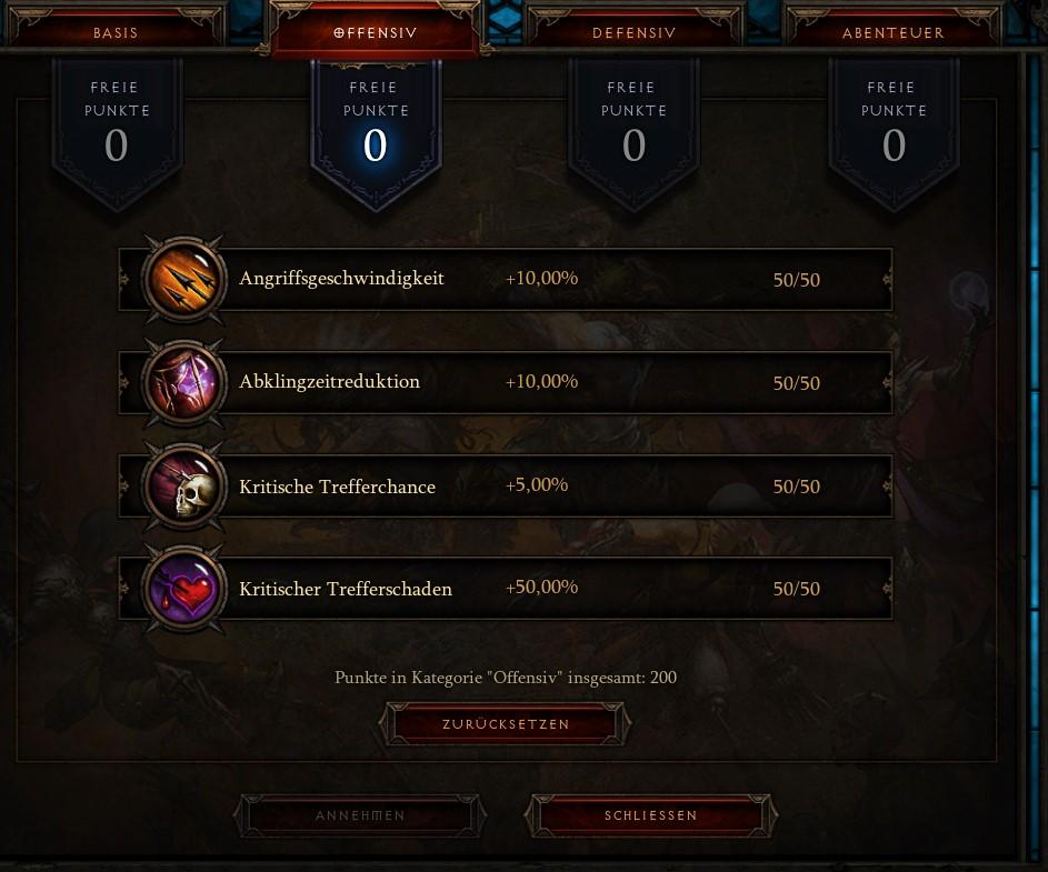 Diablo 3 Paragon