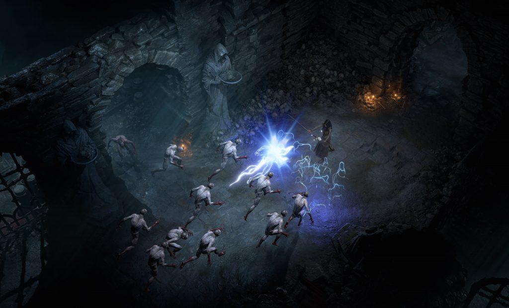 Diablo 4 Zauberin