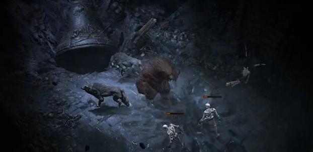 Diablo 4 Druide Bär