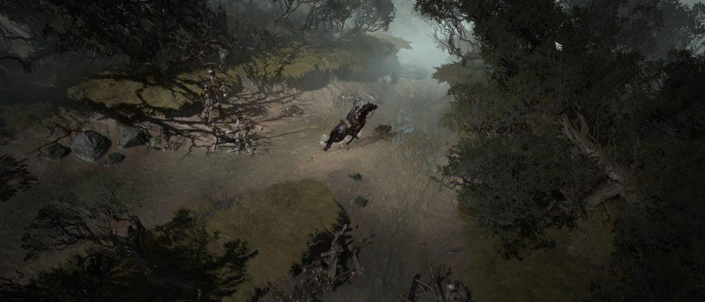 Diablo 4 Mount