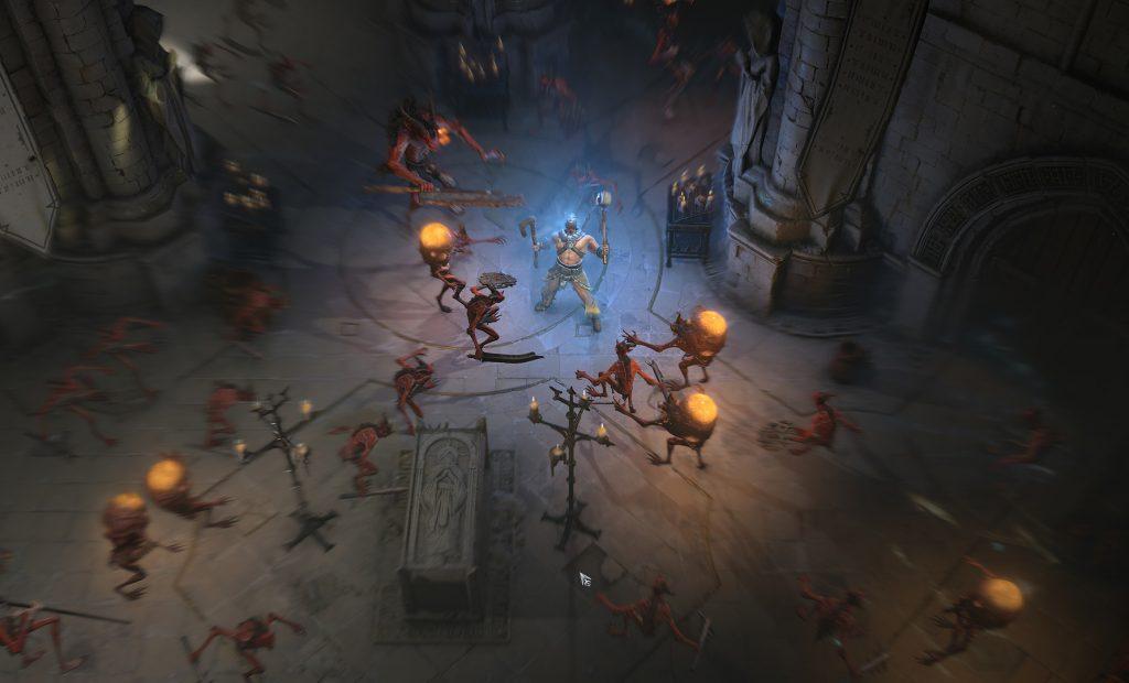 Diablo 4 Kampf 1