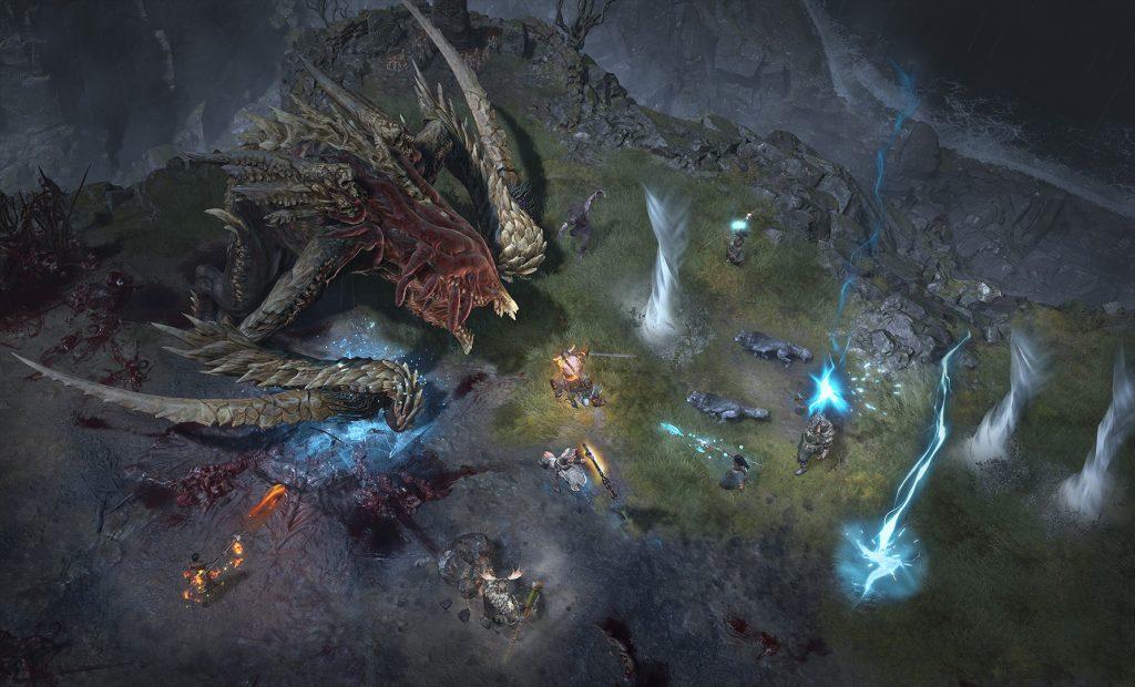 Diablo 4 Kampf 2