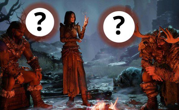 Diablo 4 Klassen Frage Titel
