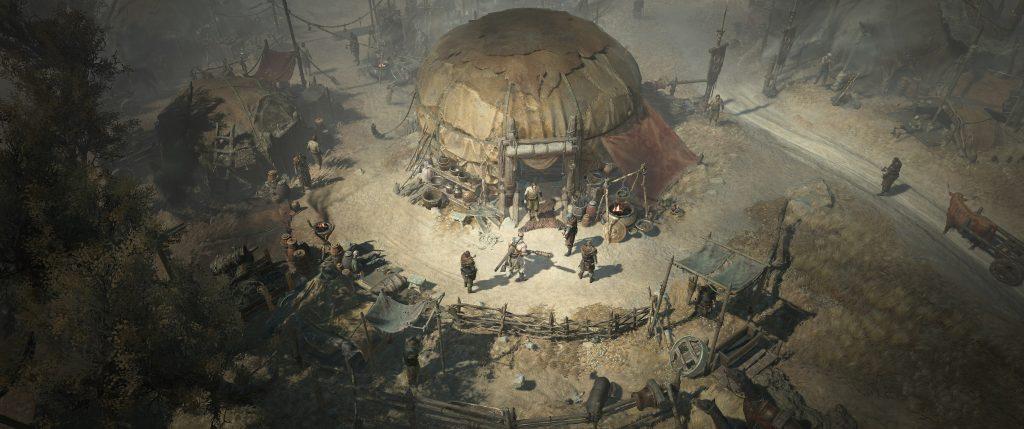 Diablo IV Steppe