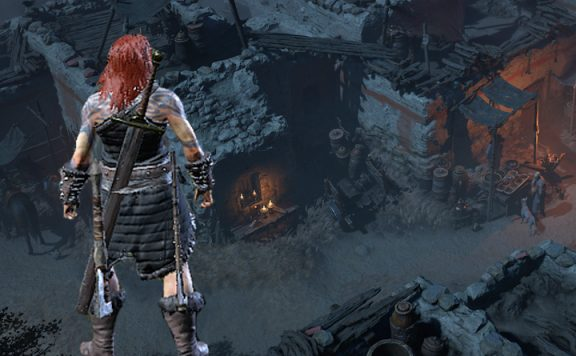 Diablo 4 Stadt Titel