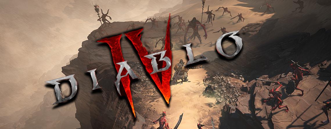 Diablo 4: Schaut Euch eine Stunde Gameplay an und seht, welche Klasse zu Euch passt