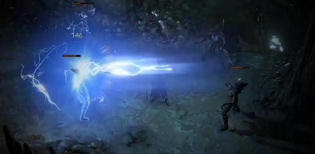 Diablo 4 Zauberin Elektro