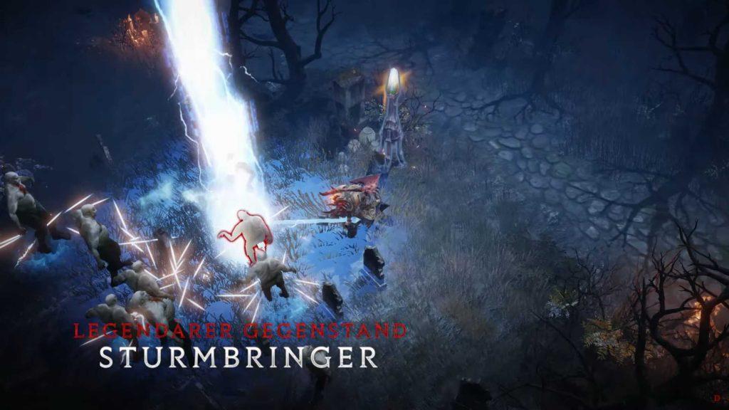 Diablo Immortal Barbar Sturmbringer
