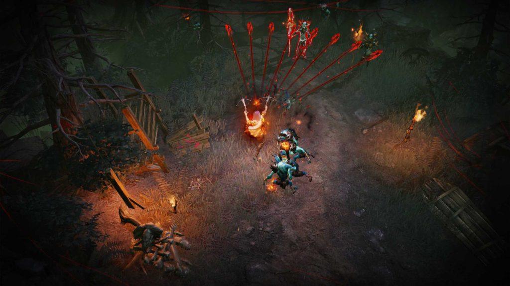 Diablo Immortal Demon Hunter Skills