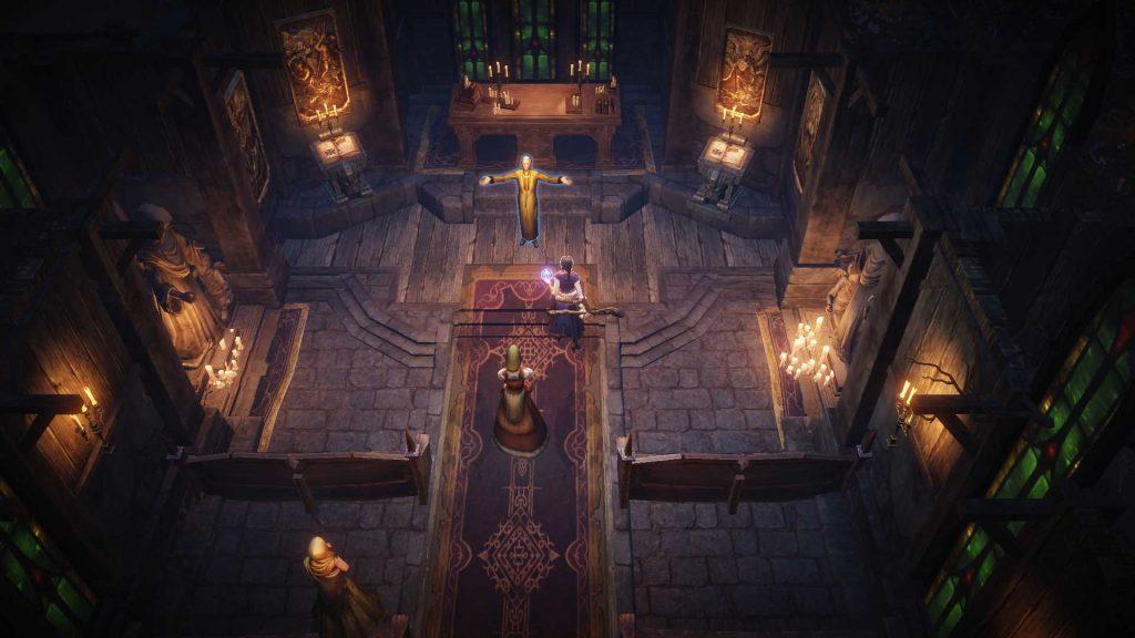Diablo Immortal Kirche von Wortham