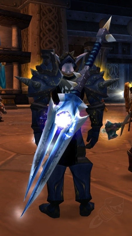 World of Warcraft WOW Donnerzorn