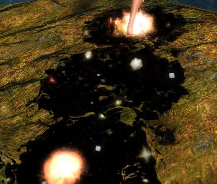 Guild Wars 2 Fußspuren Ewigkeit