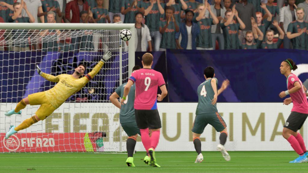 FIFA 20 Gegentor