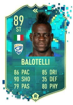 FIFA 20 Flashback Balotelli