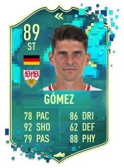 FIFA 20 Flashback Gomez