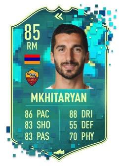 FIFA 20 Flashback Mkhitaryan