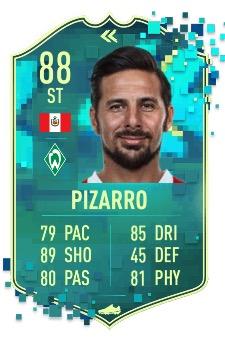 FIFA 20 Flashback Pizarro