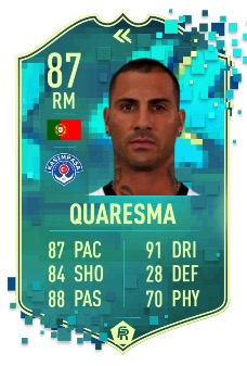 FIFA 20 Flashback Quaresma