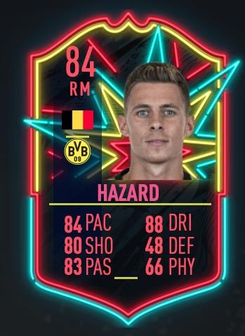 FIFA 20 OTW Hazard
