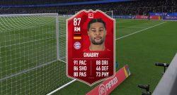 FIFA 20: Serge Gnabry ist der Bundesliga POTM Oktober – So stark ist die Karte
