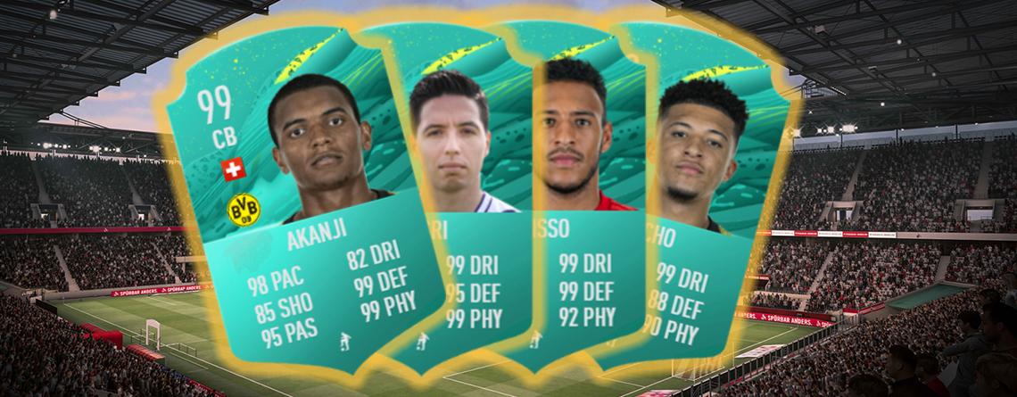 FIFA 20: Mit diesen Teams spielen Fußballprofis in FUT – Wie gut sind sie?