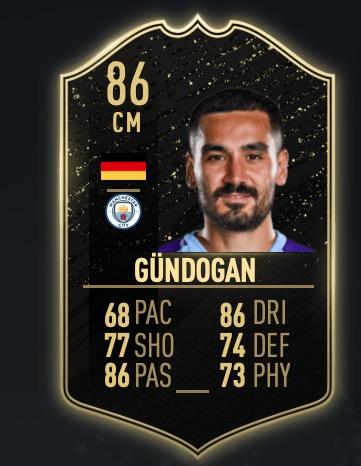 FIFA 20 TOTW Gündogan