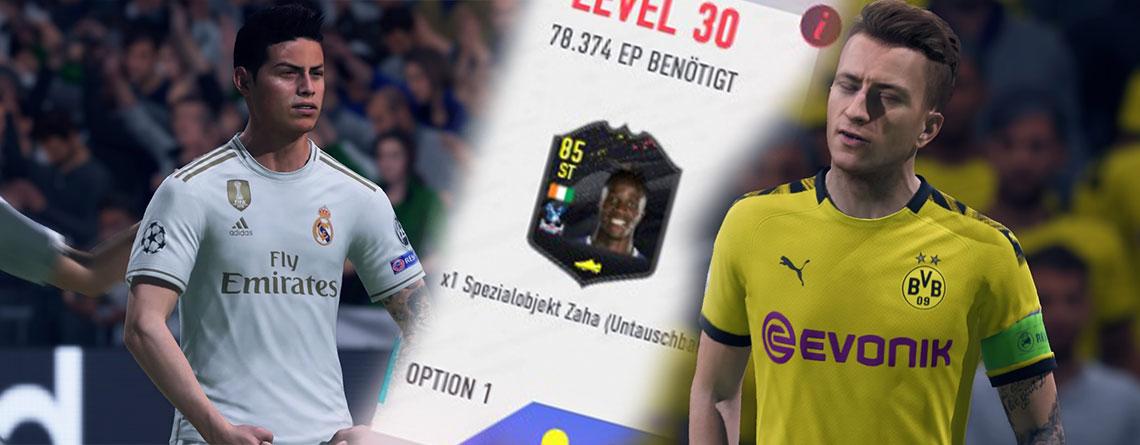 FIFA 20: FUT ist durch Ziele und Belohnungen nun besser – Aber sie machen Probleme