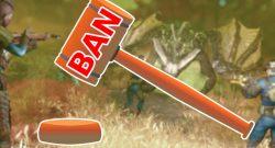 Fallout 76 Banhammer Titel